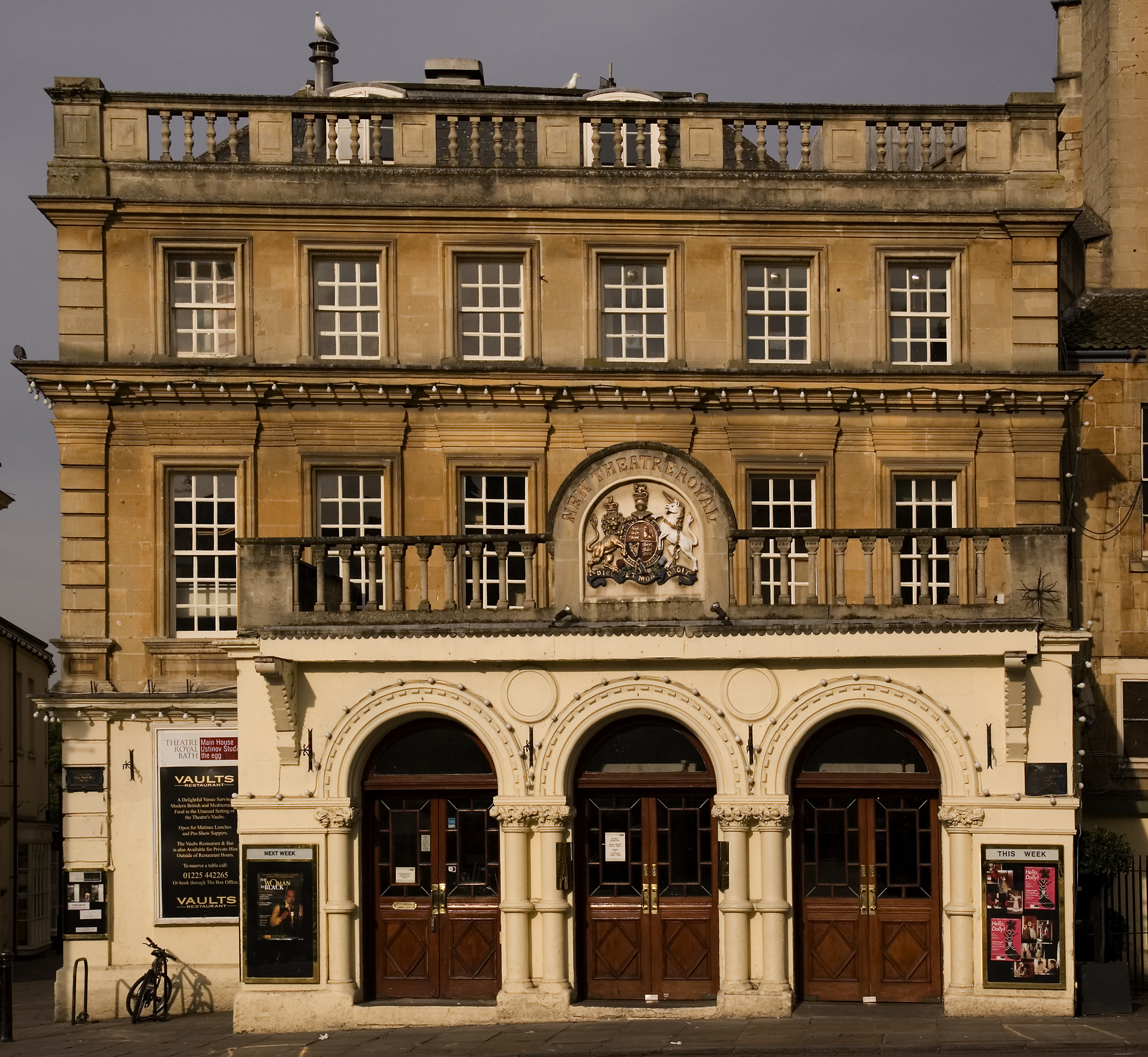 Theatre Royal, Bath, 2007