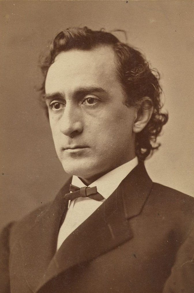 <b>Edwin Booth</b>     	</br></br><br/><b>Source: </b><i>https://boothiebarn.com/2013/02/25/a-brothers-sorrow/</i>