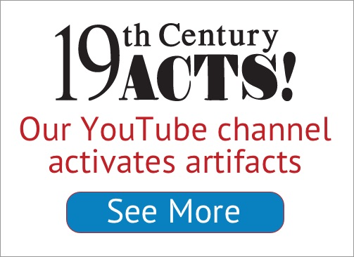 19th Century Acts on YouTube